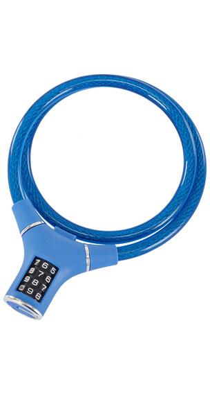 Masterlock 8229 - Candado de cable - 12 mm x 900 mm azul